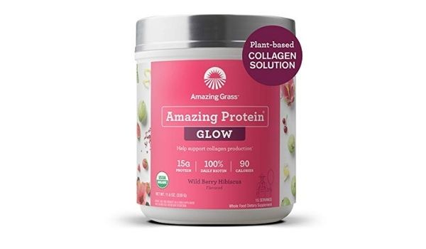 Vegan Collagen Supplements for Healthy Skin