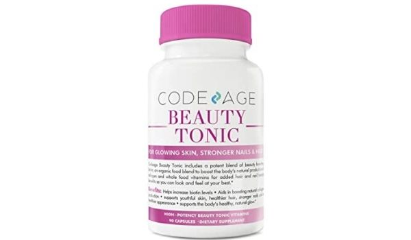 Codeage Organic Vegan Collagen Powder