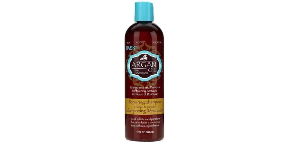 Hask Vegan Argan Oil Haircare Set