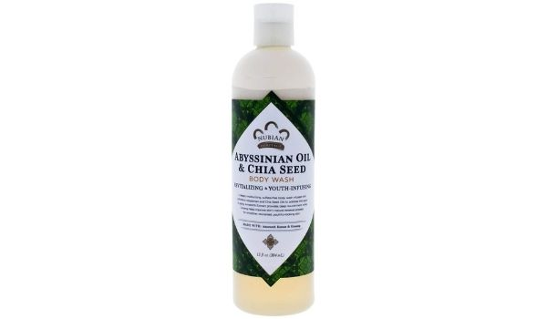 Nubian Heritage cruelty-free Body Wash