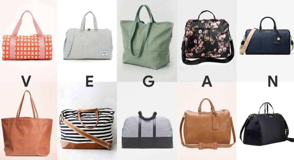 Top Cruelty-Free and Vegan Designer Handbags