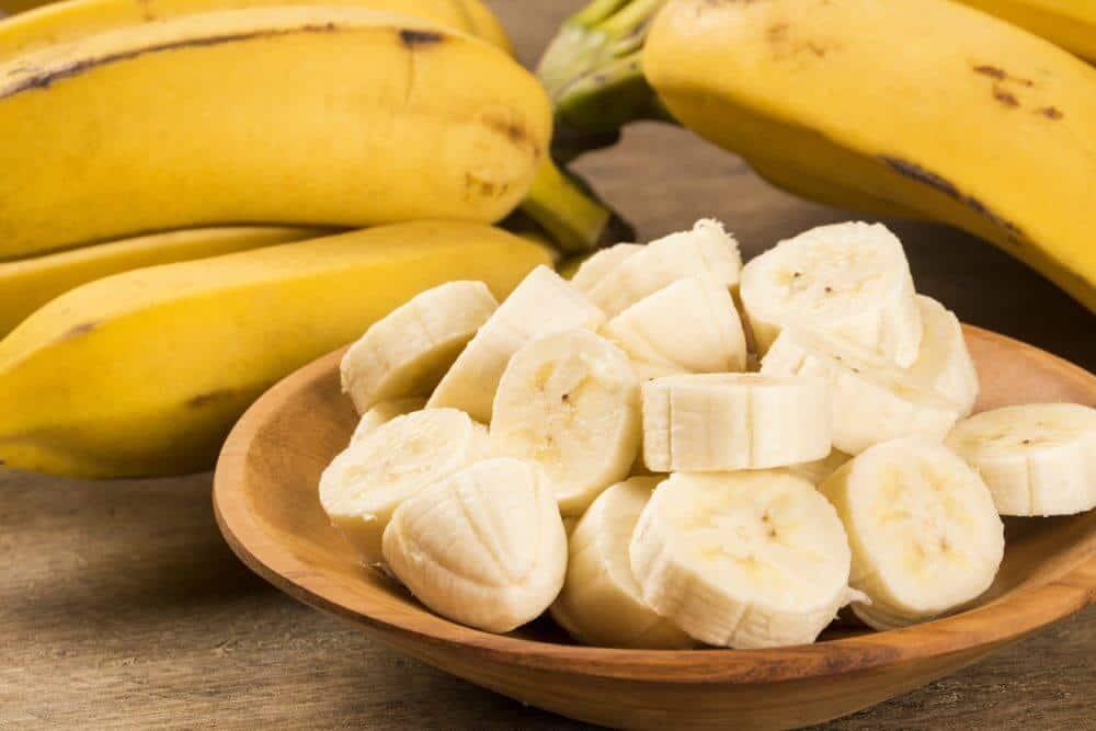 do organic bananas turn yellow