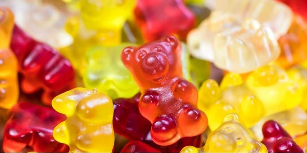 non gelatin gummy bears