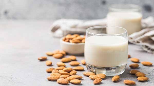 Almond Milk Vegan Alternatives For Milk