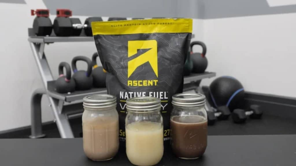Ascent Protein Review