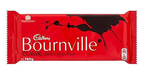 Cadburys Bournville Dark Chocolate
