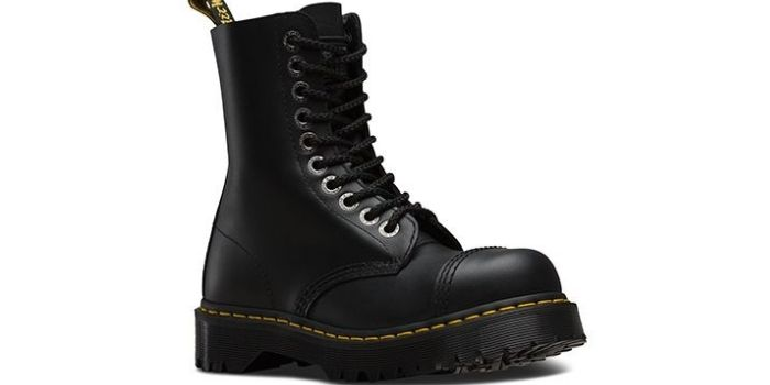 Dr Martens Unisex Eyelet non leather work boots