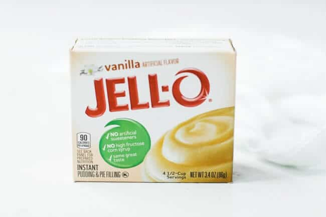 Jell-O Instant Pudding Mix - what foods are vegan