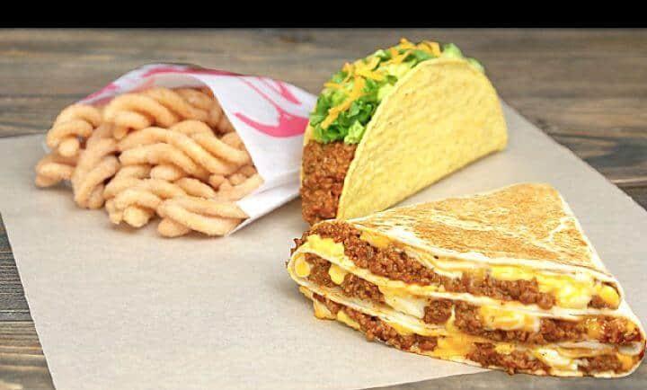 Taco Bell's Cinnamon Twists