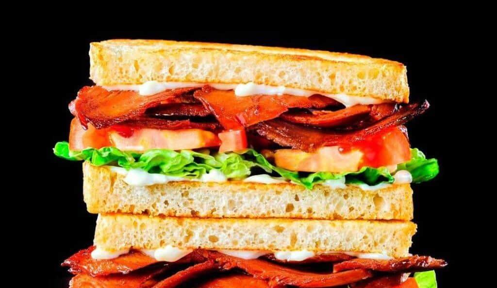 Tesco Bacon Rashers Snacks