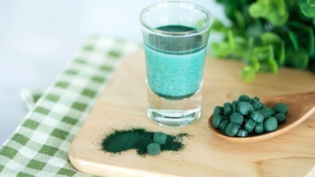 blue spirulina powder and its health benefits
