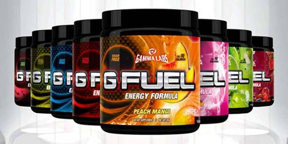 Gamma Labs G-Fuel Pre-Workout Flavor Review