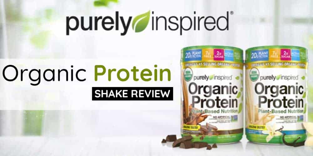 Purely Inspired Organic Protein Shake Review