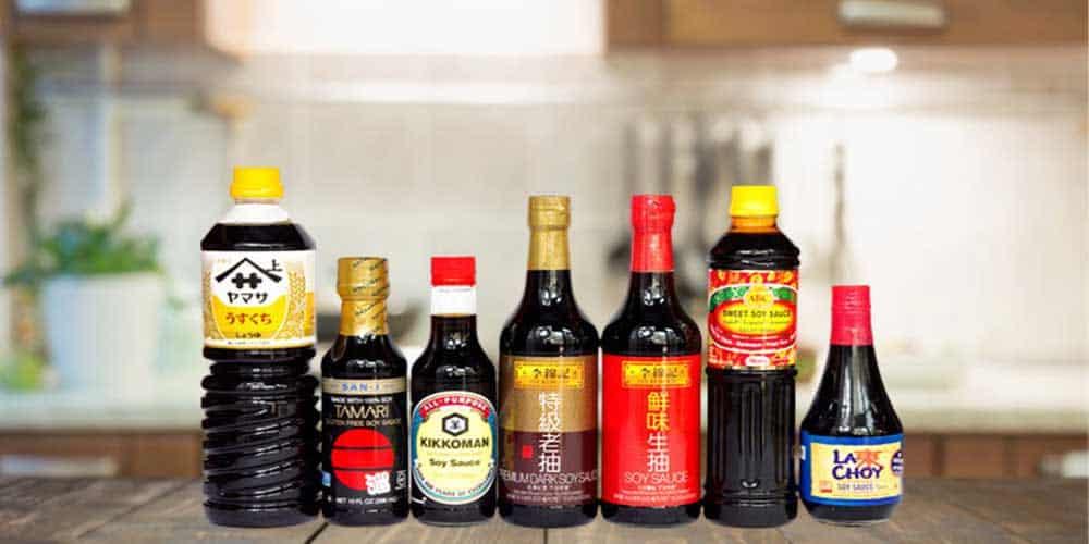 Vegan Soy Sauce Brands