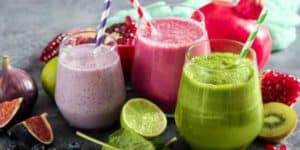 Vegan Weight Gain Shake recipes