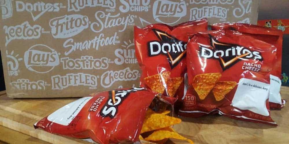 does doritos have pork in it