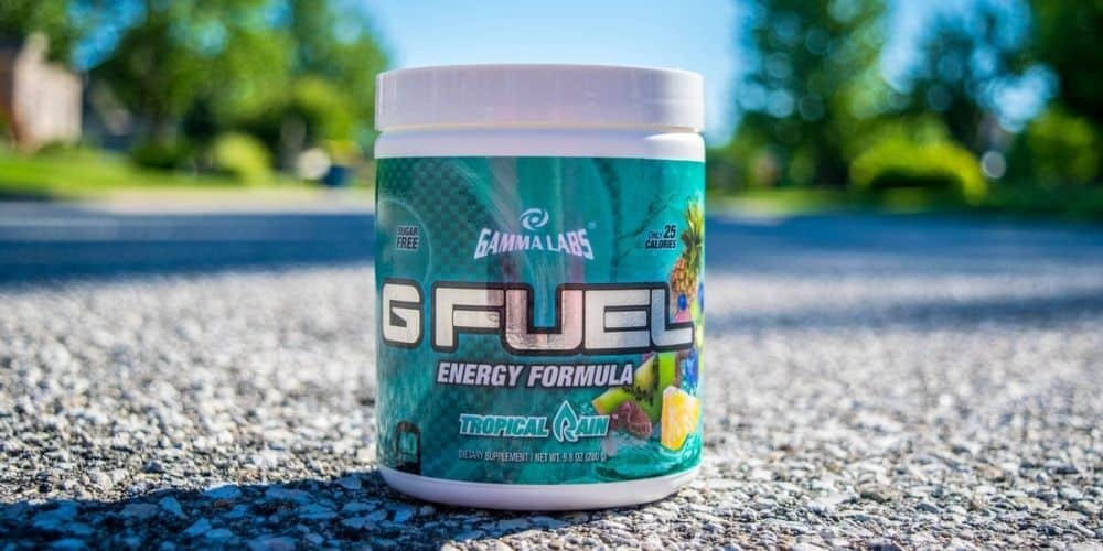 g fuel for working out