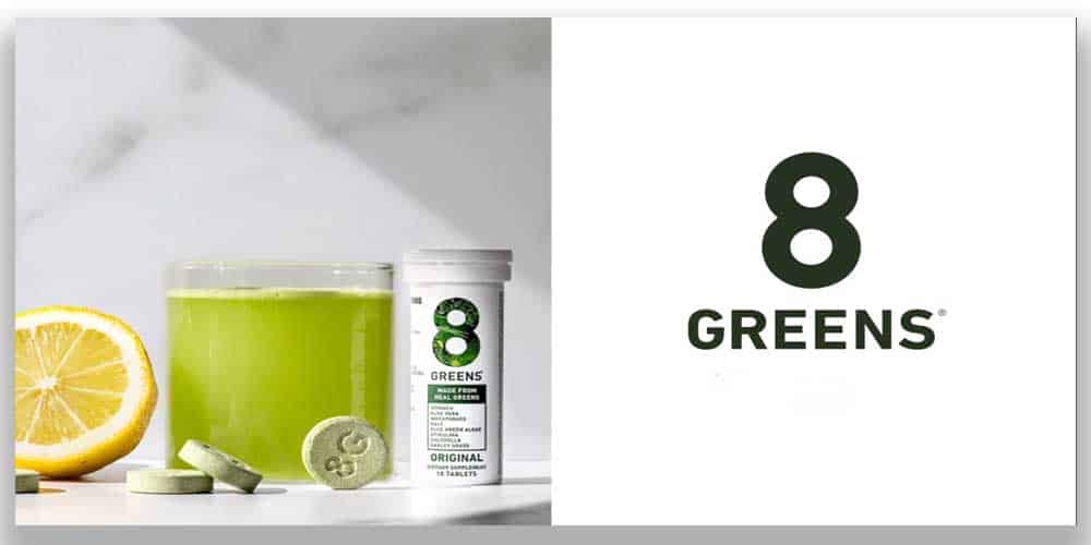 8Greens Tablet