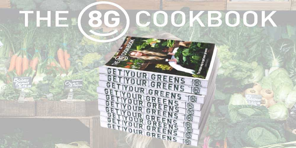 8Greens Cookbook