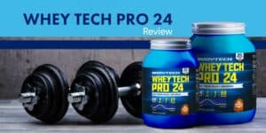 bodytech protein review
