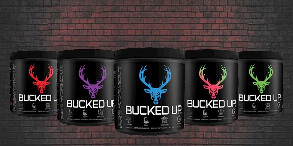 bucked up supplements