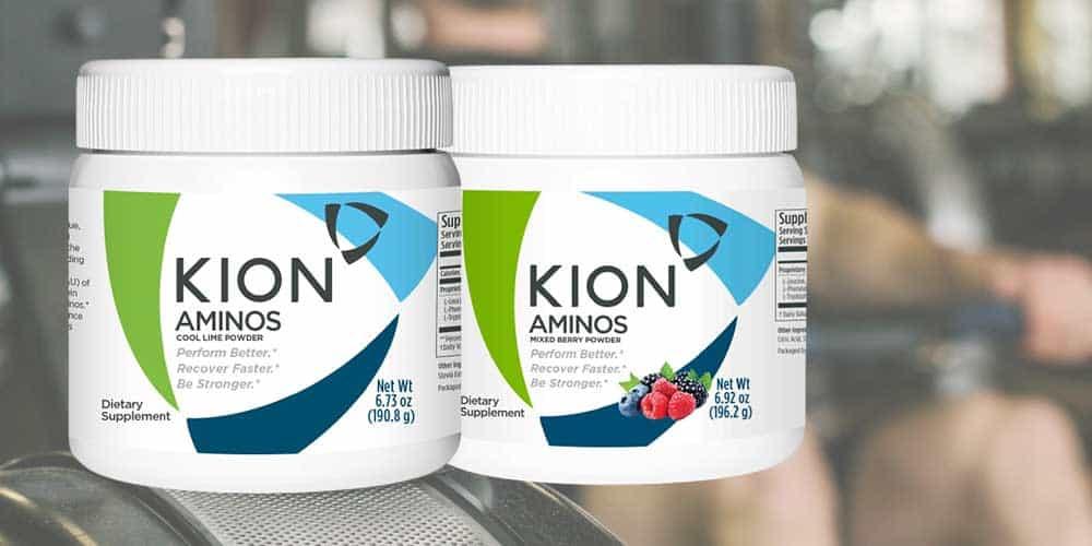 Flavor of KION Aminos