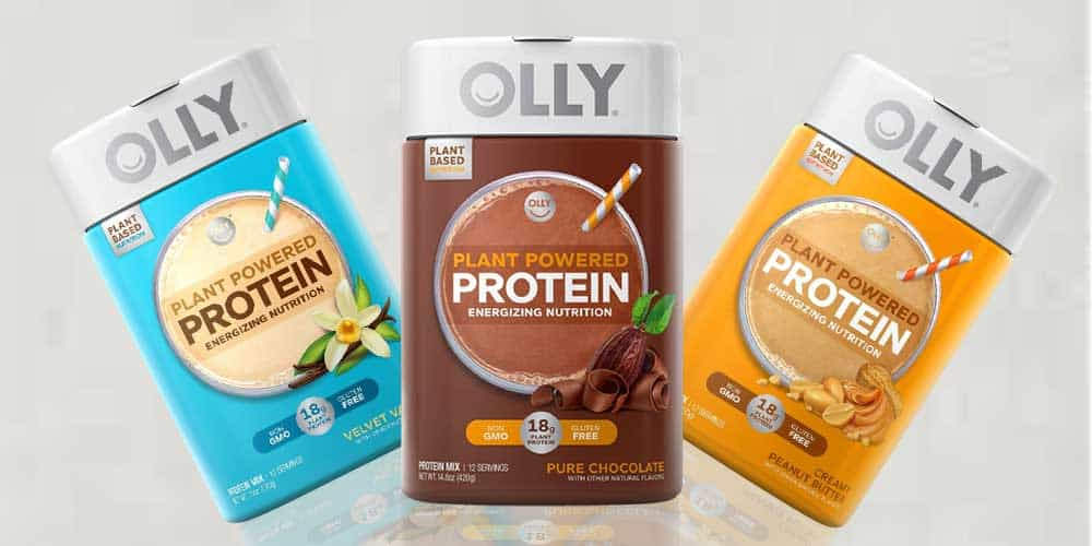 Olly Protein Powder Flavors