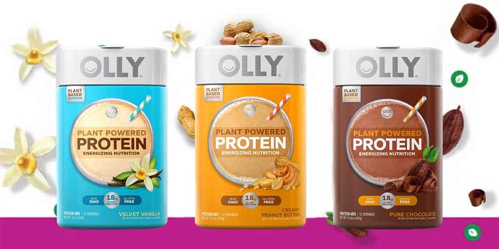 Olly Protein Powder Reviews (Is Olly Vegan?)