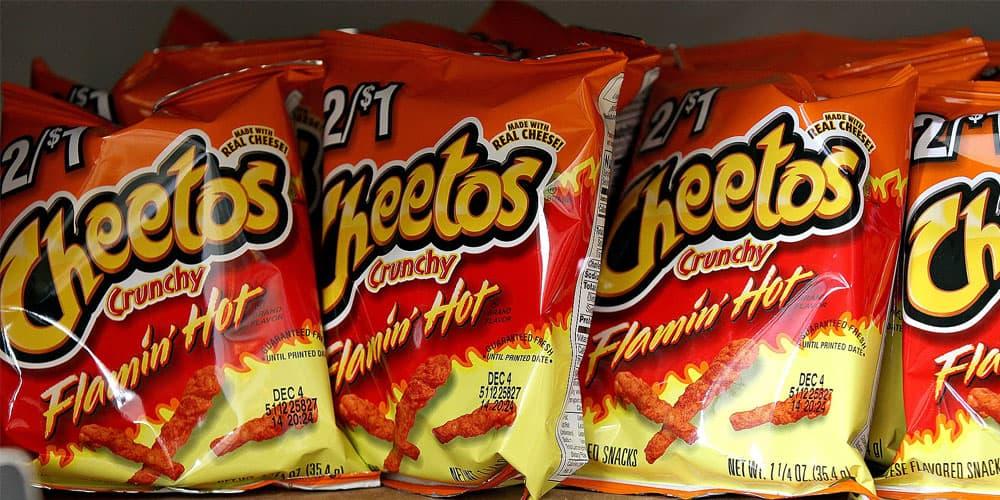 Are Hot Cheetos Vegan