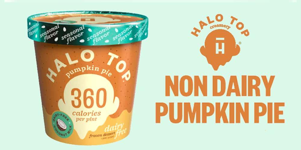 Halo Top Pumpkin Pie Review