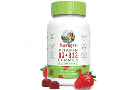 Best Vegan B12 Supplement - Reviews and Buying Guide