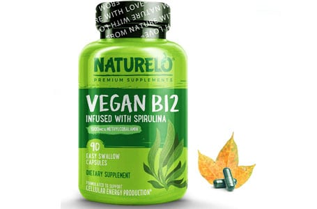 Vegan B12 supplement