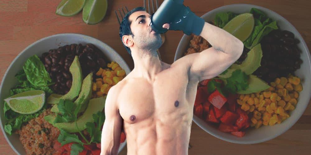 Vegan Bodybuilding Meal Plan Diet Plan Guide