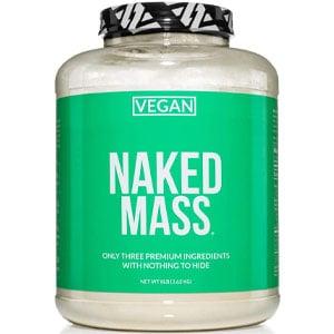 Vegan Bodybuilder Mass Gainer Supplement