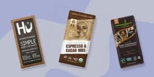 Best Vegan Chocolate Bars