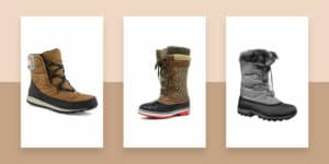 Best Vegan Snow Boots For Women