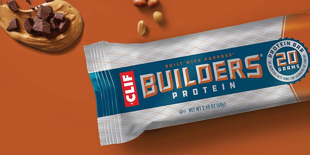 CLIF BUILDERS Protein Bars Review