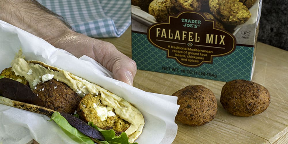 Is Falafel Vegan