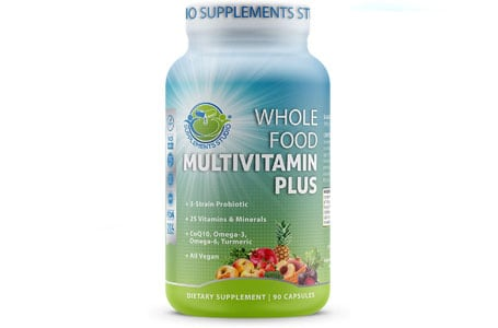 multivitamin for vegans