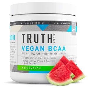 Truth Nutrition Vegan BCAA Protein Powder