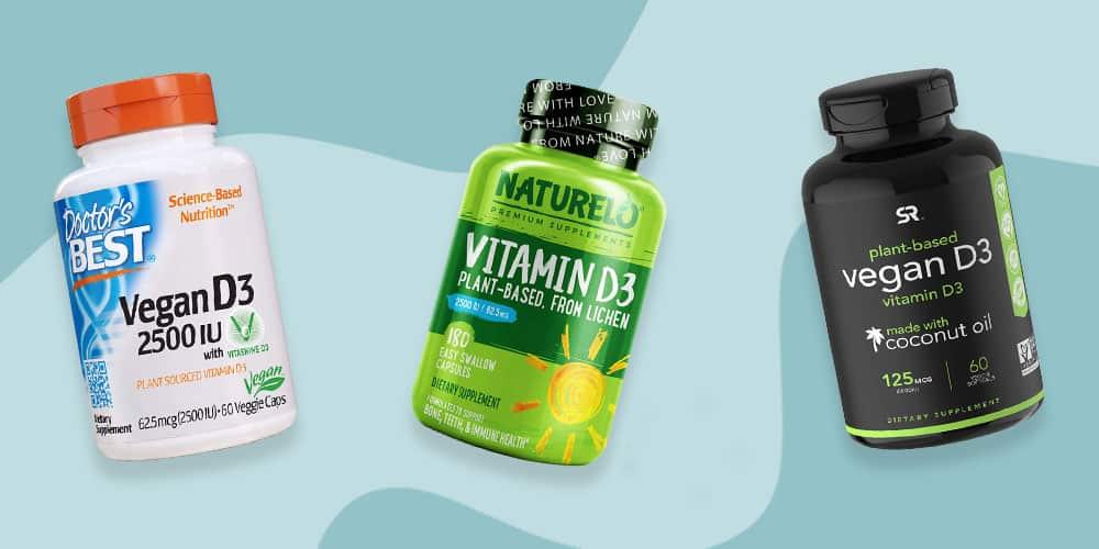 Best Vegan Vitamin D Supplement