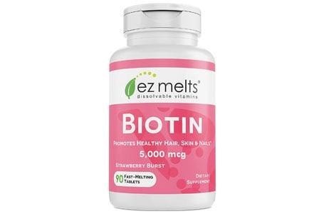 Best Vegan Biotin Supplements - Reviews and Buyer's Guide