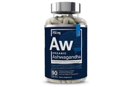 Ashwagandha Supplement