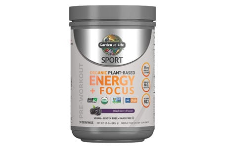 Best Vegan Pre-Workout Supplement - Reviews and Buying Guide