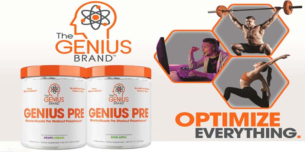 Genius Pre-Workout Review