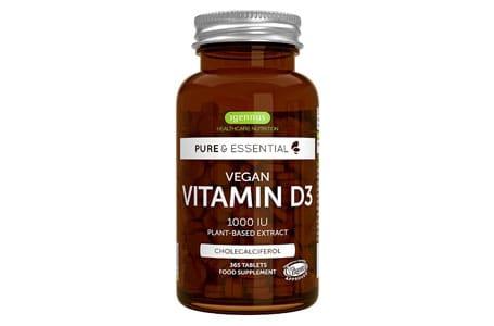 Vegan Vitamin D Supplement