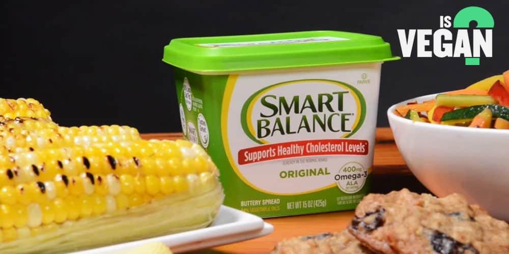 Is SmartBalance Vegan and Dairy-free