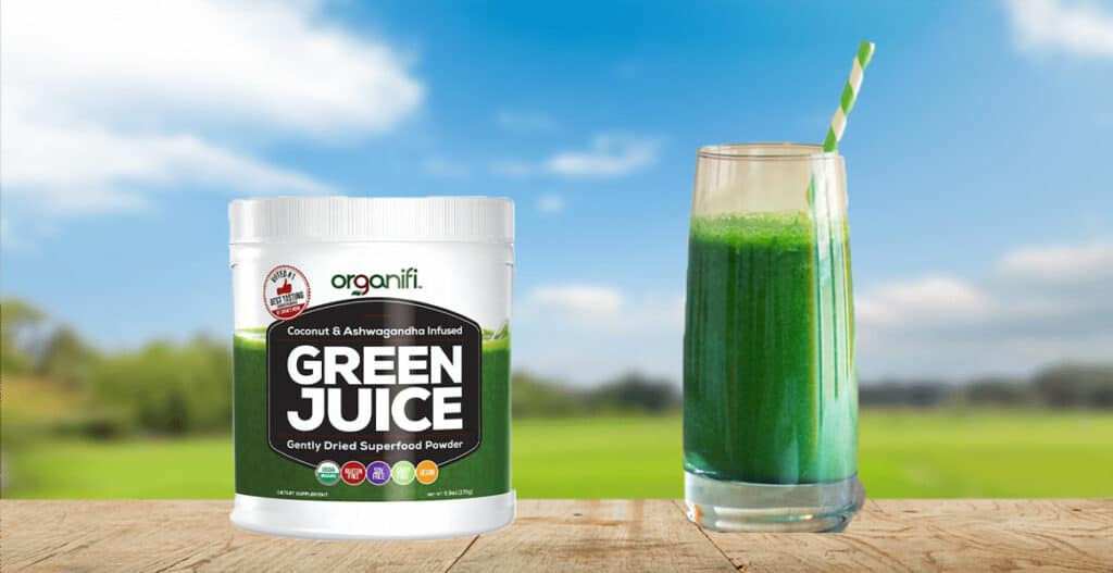 Organifi Green Juice Review - What do we think of it?