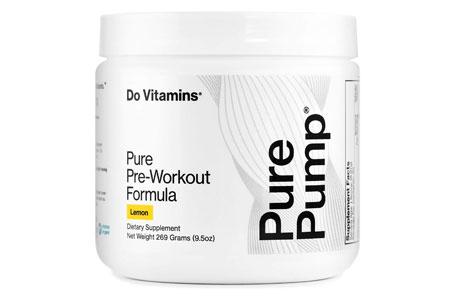 Vegan Pre-Workout Supplement