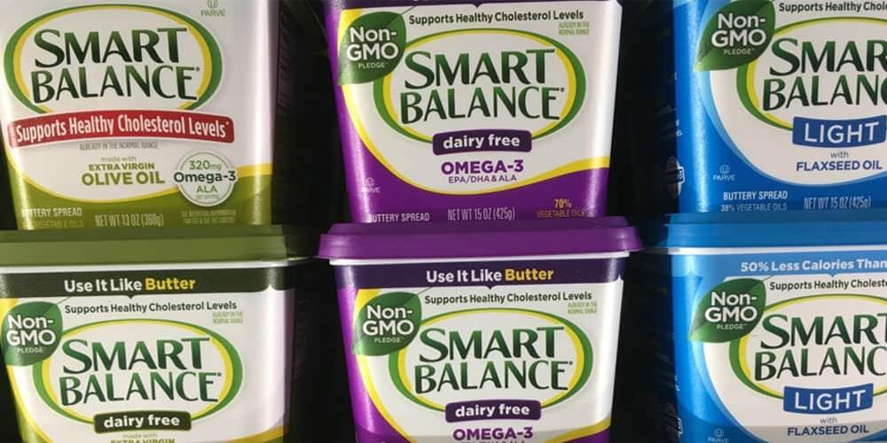 is smart balance butter vegan